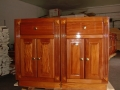 SANTOS MAHOGANY KITCHEN CABINETS BASE - Product Image